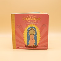 LIL LIBROS GUADALUPE: FIRST WORDS/PRIMERAS PALABRAS