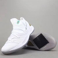 Trendsetter Ua Curry 5 Women Men Fashion Casual Sneakers Sport Shoes