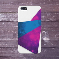 Geometric Atmosphere x Deep Purple Blue Case for iPhone 6 6+ iPhone 5 5S 5C iPhone 4 4S and Samsung Galaxy S5 S4 & S3