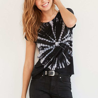 Truly Madly Deeply Tie-Dye Marnie Tee - Urban Outfitters