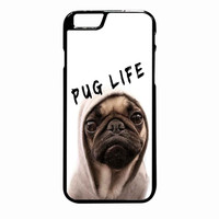 Funny Pug Life 3 iPhone 6S Plus case