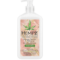 Mango Nectar & Hibiscus Herbal Body Moisturizer