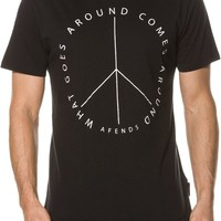 AFENDS COME AND GO SS TEE