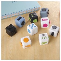 Stress Relieving Fidgety Cube