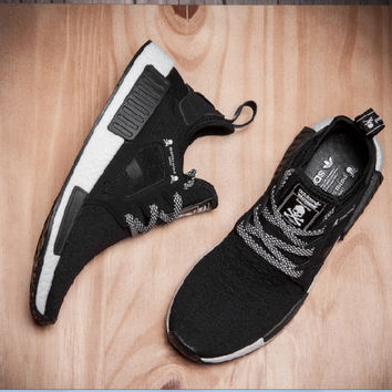 """""""ADIDAS"""" Skull And Crossbones Fashion Trending Leisure Running Sports Shoes"""