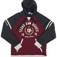 Texas A&M Aggies ADIDAS Pullover Hoodie Sweatshirt Size L