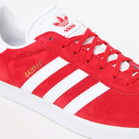 adidas Gazelle Red Shoes at PacSun.com