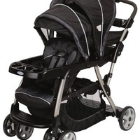 Graco Ready2Grow Classic Connect LX Stroller, Metropolis (Discontinued by Manufacturer)