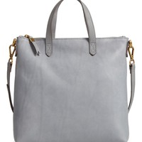 Madewell The Transport Leather Crossbody   Nordstrom