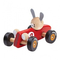 Rabbit Racing Car by PlanToys