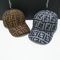 FENDI  Fashion Casual Hat
