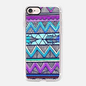 Two Feathers Three iPhone 7 Case by Lisa Argyropoulos | Casetify