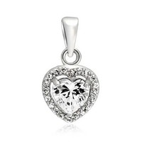 Bling Jewelry Loverboy Pendant
