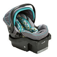 Safety 1st onBoard Plus Infant Car Seat - Plumberry