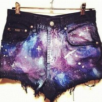 Customized High Waisted Shorts from Fashion Treatment