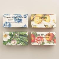 Organic Italian Vegetable Soap Collection