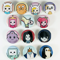 Adventure Time Pins