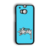 Stussy Raps St?Ssy Surfware Clothing HTC One M8 Case
