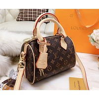 Louis Vuitton LV Trending Popular Women Shopping Bag Handbag Tote Crossbody Satchel Shoulder Bag