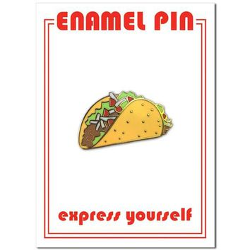 THE FOUND PIN - TACO