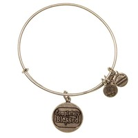 Completely Blessed Charm Bangle