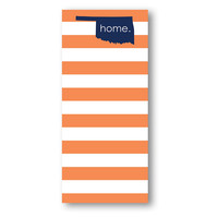 "Notepad, Stripe w/ State ""Home"", MD, Notepads"