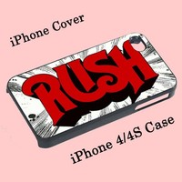 Rush Band Legend for iPhone 4/4S Case