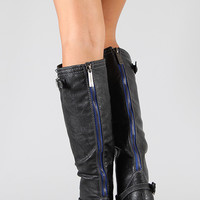 Riding Knee High Boot
