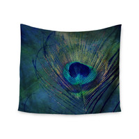 """Robin Dickinson """"Plume"""" Wall Tapestry"""