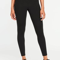 Mid-Rise Go-Dry 7/8 Leggings for Women | Old Navy
