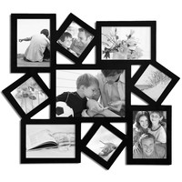 Furnistar 9 Opening Collage Picture Frame [PF0009]