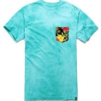 Hurley Aloha Tie Dye Pocket Tee at PacSun.com