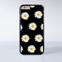 Cute Daisy Collection  Plastic Case Cover for Apple iPhone 4 4s 5 5s 5c 6 6s Plus