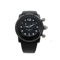 Glam Rock Womens Water Resistant Fashion Wristwatch