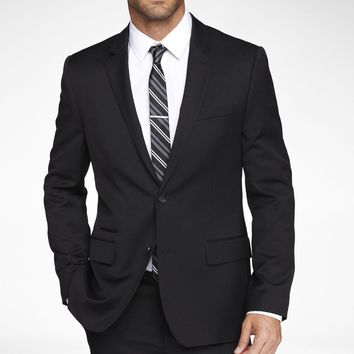 STRETCH WOOL PHOTOGRAPHER SUIT JACKET