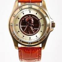 Wheat Penny Antique Coin Watch