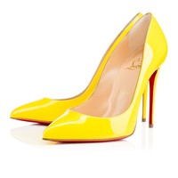 Pigalle Follies 100mm Sun Patent Leather