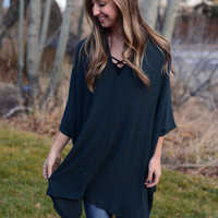 Come With Me Top - Teal