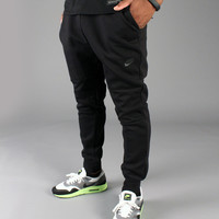 Nike Tech Fleece Pant 1MM (Black/Black)