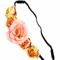 Flowers In Your Hair Headband