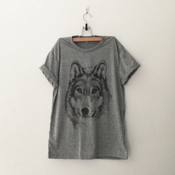 Wolf t-shirt tee unisex mens womens hipster swag dope tumblr pinterest instagram blogger gifts christmas