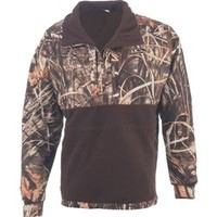 Academy - Drake Men's MST Fleece Lined Realtree MAX-4™ Camo Pullover