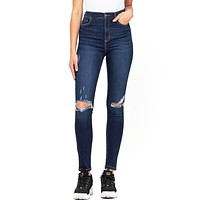 Locals High Rise Skinny Jeans