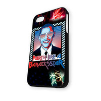 Barack Obama Party Like A Star iPhone 4/4S Case