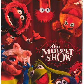 The Muppets Muppet Show Cast Poster 12x18