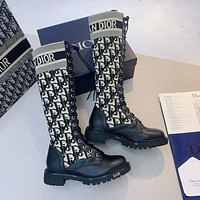 Dior new fall/winter one-step rider boots