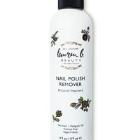 Nail Polish Remover and Cuticle Treatment