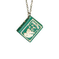 Disney Peter Pan Storybook Charm Necklace