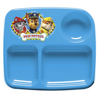Paw Patrol Toddler Eating Set-Sippy Cup, Flatware, Plate, Cereal Bowl