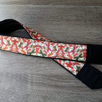 Butterflies  Camera Strap. Nikon Camera Strap. Birthday Gift. Photo Accessories. For Her. For Women